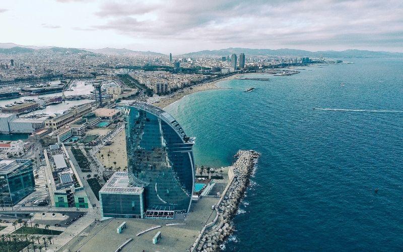 despatx a barcelona